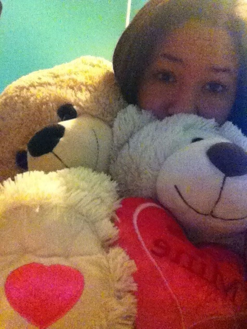 Sleeping Time With My Babies Coby & Cody ❤