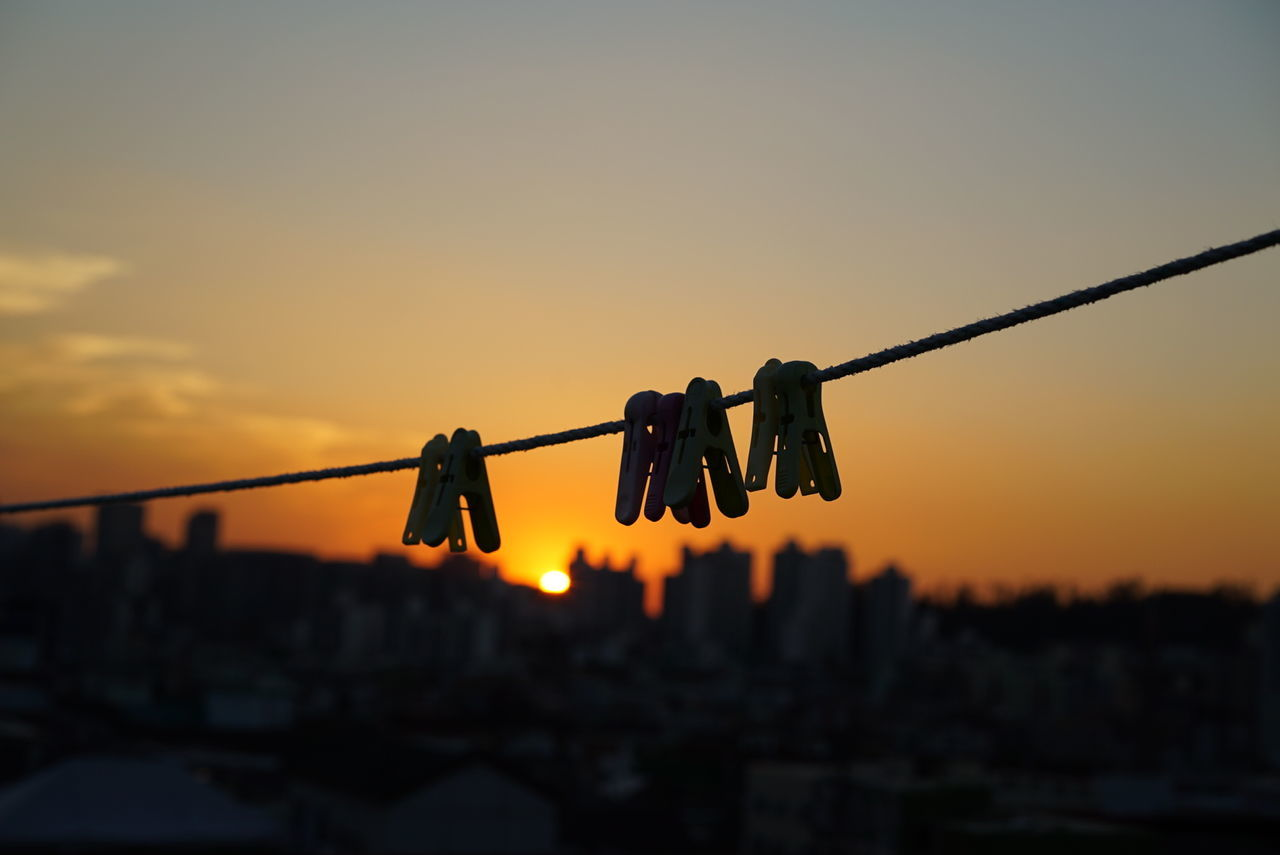 Beautiful stock photos of seoul, Close-Up, Clothesline, Clothespin, Focus On Foreground