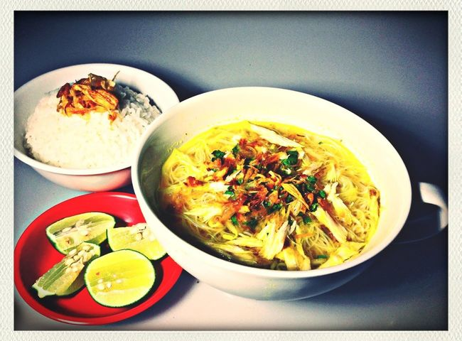Food Sukabumi Cafe À La Carte Soto Ayam