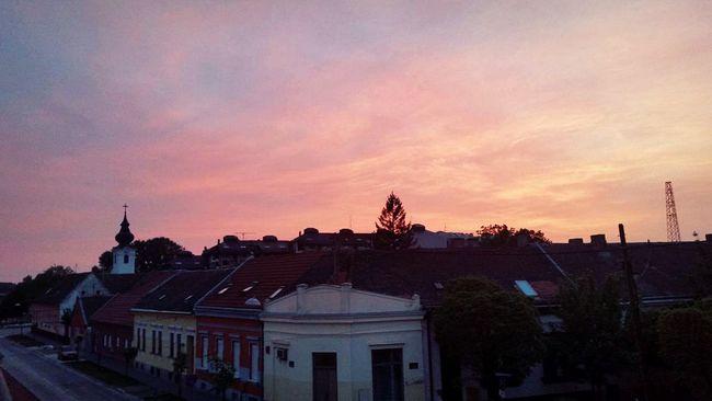 Beautiful Sky Sky Dawn Of A New Day Skylover Pink Sky SKY POWER