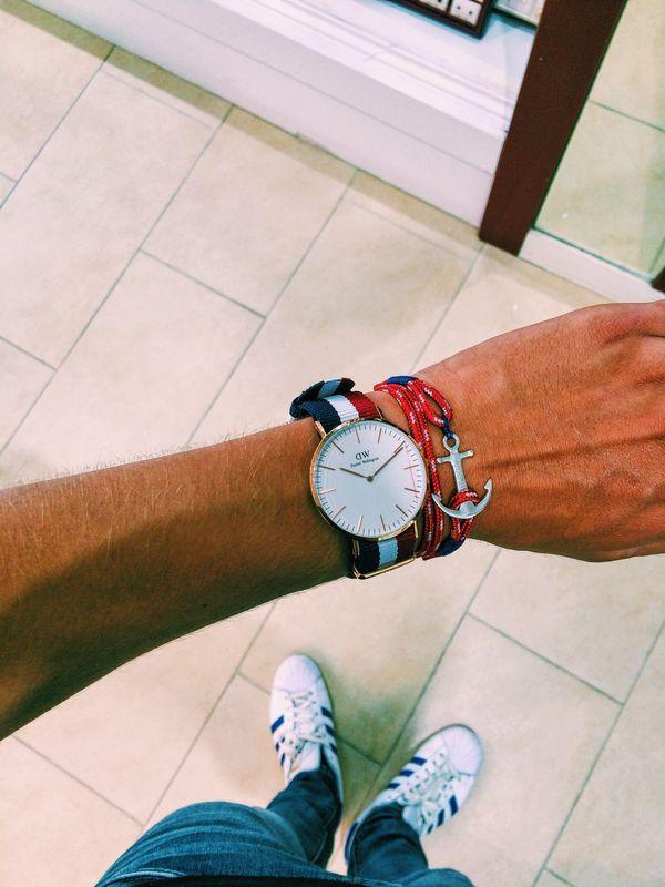 Danielwellington Tomhope Adidas Superstar Watch Showcase April