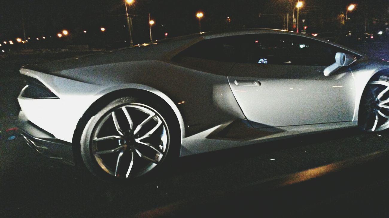 Smotra МГУ Road Lamborghini Lamborghinigallardo Car