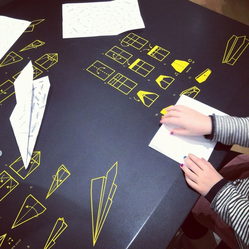 Blueprint Business Close-up Day Desk Drawing - Art Product Folding Human Body Part Human Hand Indoors  Instructions Kid Learningtofly  Nailpolish One Person Origami Paper Paperart Paperplane Paperplanes People Real People Vitra