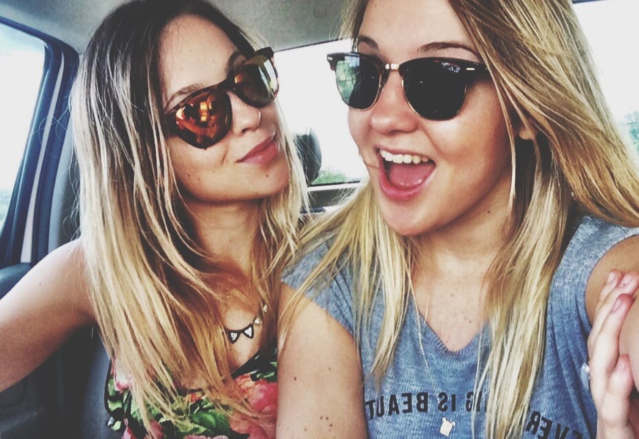 Sister Loveher Missing You She Is Back Barcelona Brazil Sunglasses Flowers Colors