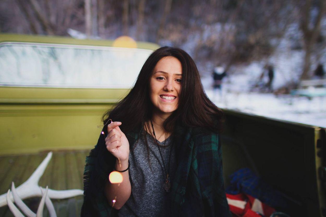 (11.19.2016) ☺️ Long Hair Young Women Beautiful Woman Arvowintermeet Utah Millcreekcanyon Photography First Eyeem Photo
