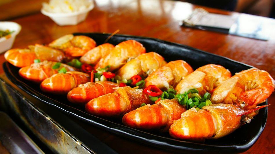 一路衝往屏東只為了吃蝦@@ 水月軒鮮蝦美食 Taking Photos Relaxing Hi! Enjoying Life Eye Em Best Shots- Food Hello World Shrimps