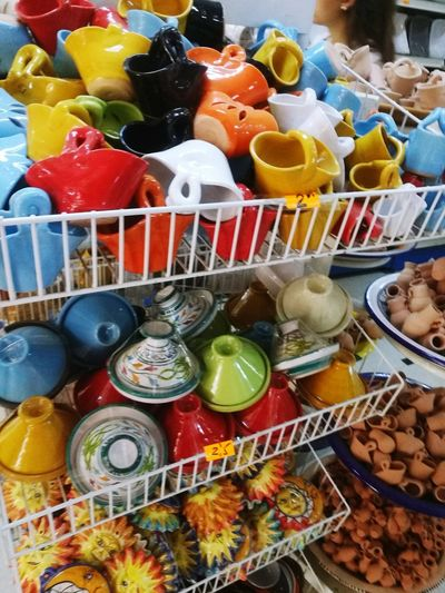 Large Group Of Objects Choice No People Day Retail  Variation Multi Colored Indoors  Food Freshness Close-up Tunisia❤ Nabeul Tunisia Nabeul Tunisia <3 Hammamet Túnez Hammamet North Hammamet Jasmine Hammamet Sud