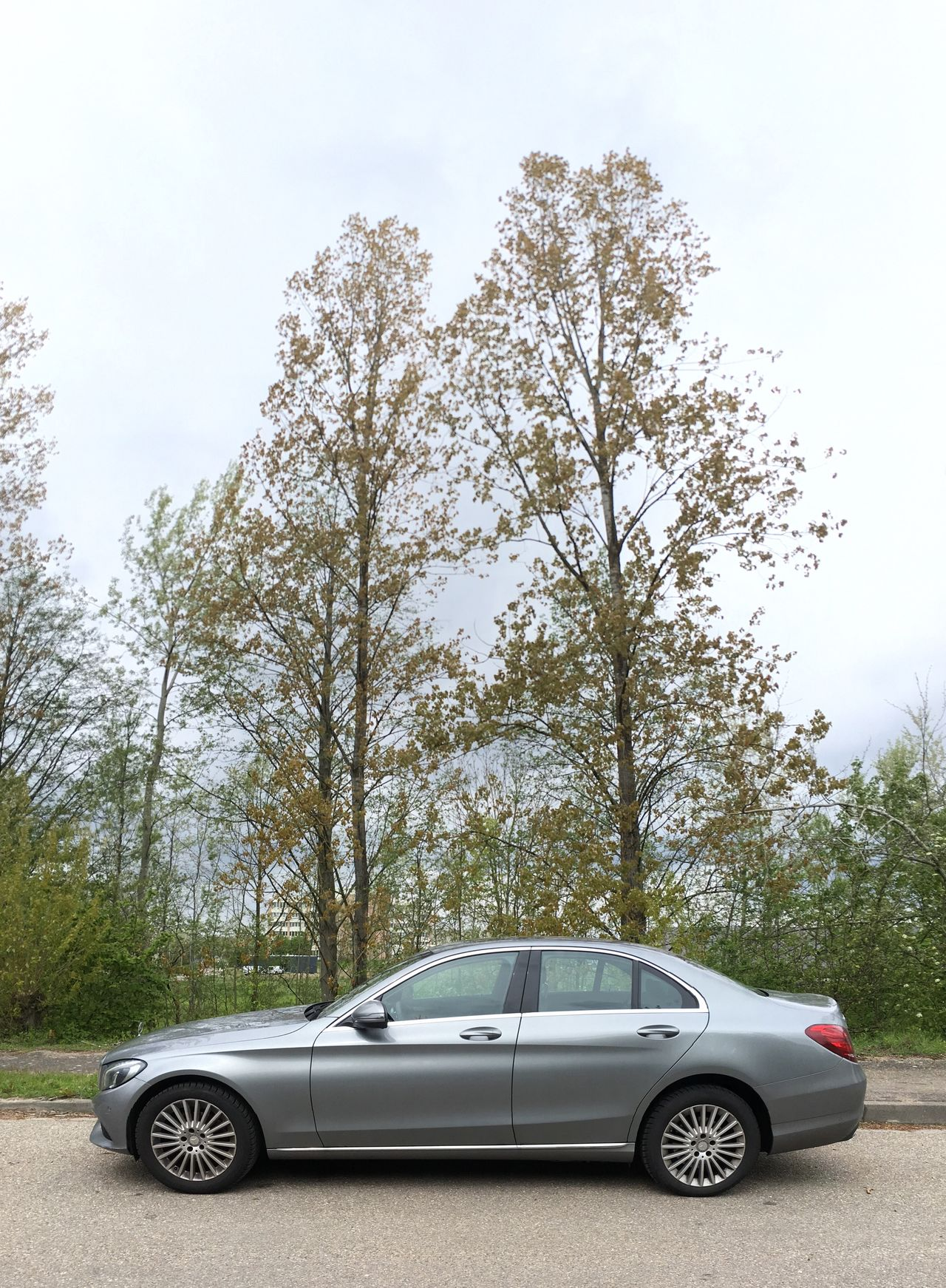 …back in Germersheim w/ this #C220!