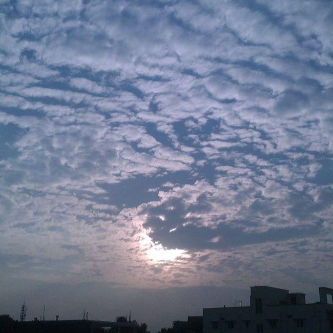 Nofilter Clouds Cloud_pattern Sunrise randomclick