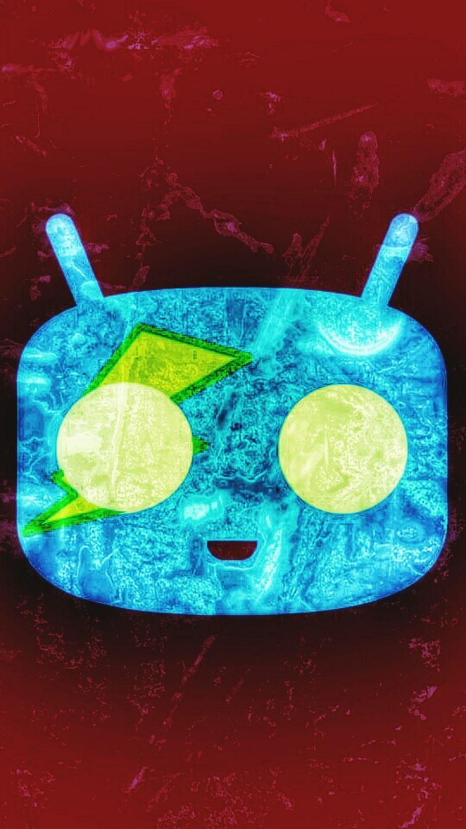 Cyanogen Cyanogenmod Lightning Bolt
