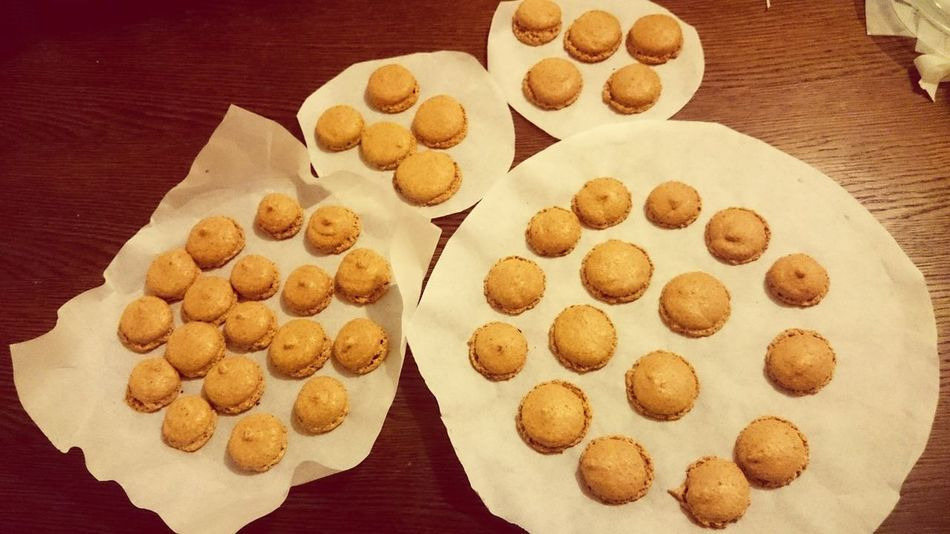 Macarons Spéculoos Fête Des Papilles
