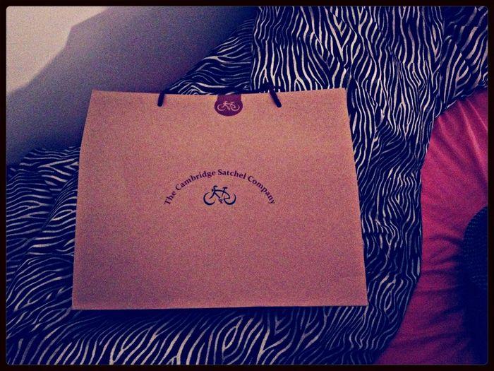 Cambridgesatchel Gift Thanks♥