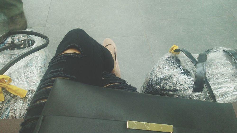 Waiting At The Airport :(