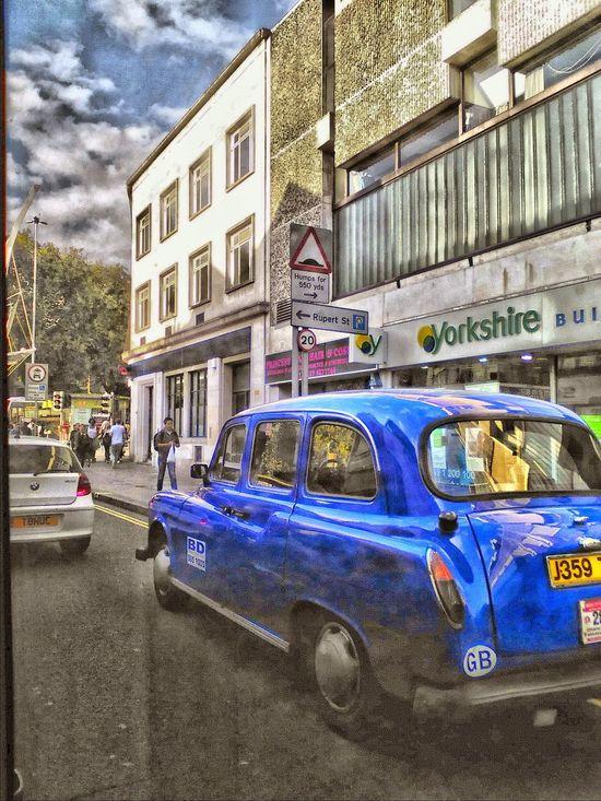 Taxicab Taxidriver