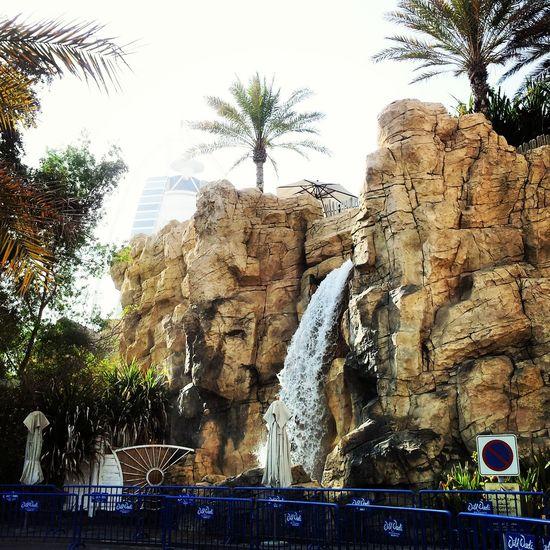 Dubai Waterfalls Wildwadi