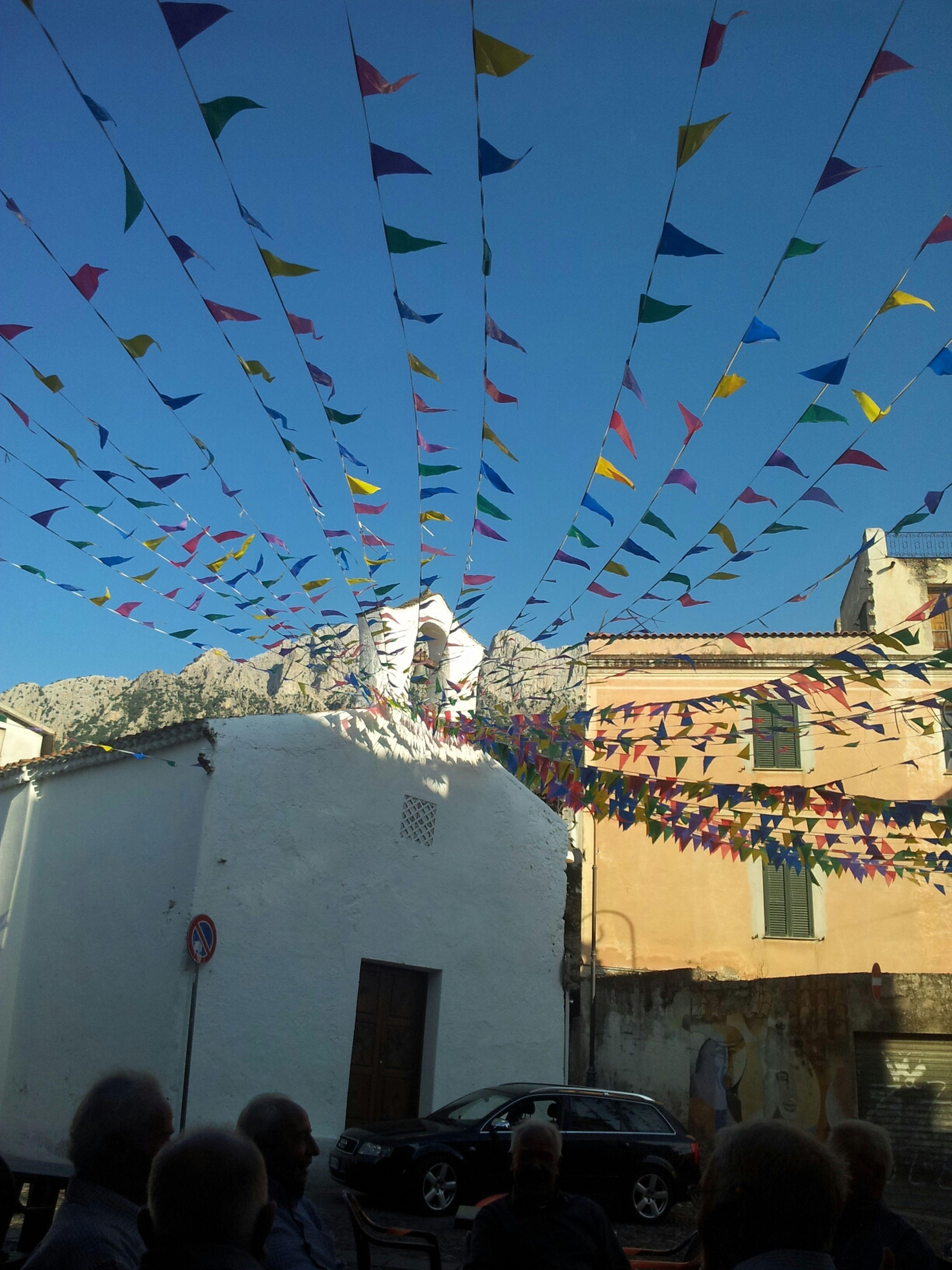 Oliena Sardegna Chiesasanlussorio Church