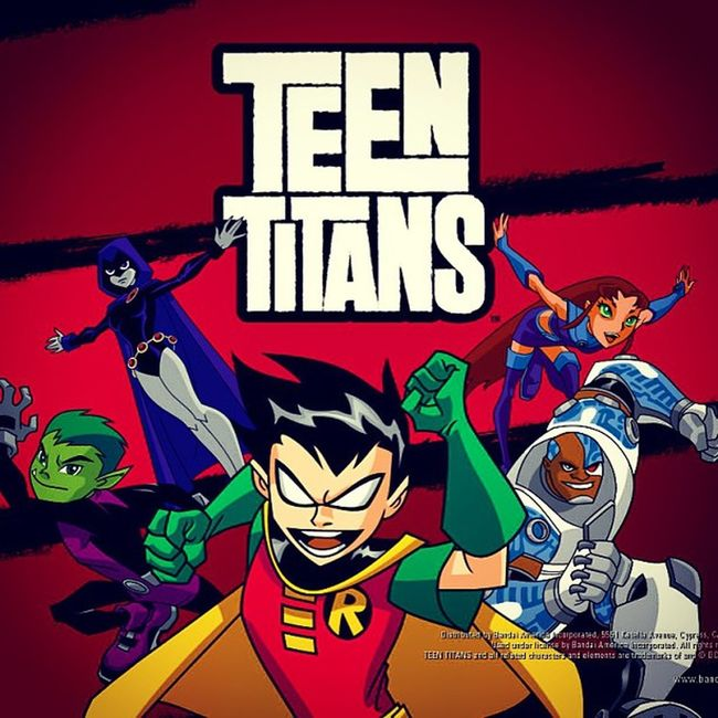 One of my favorite shows <3 Teentitans I miss this show