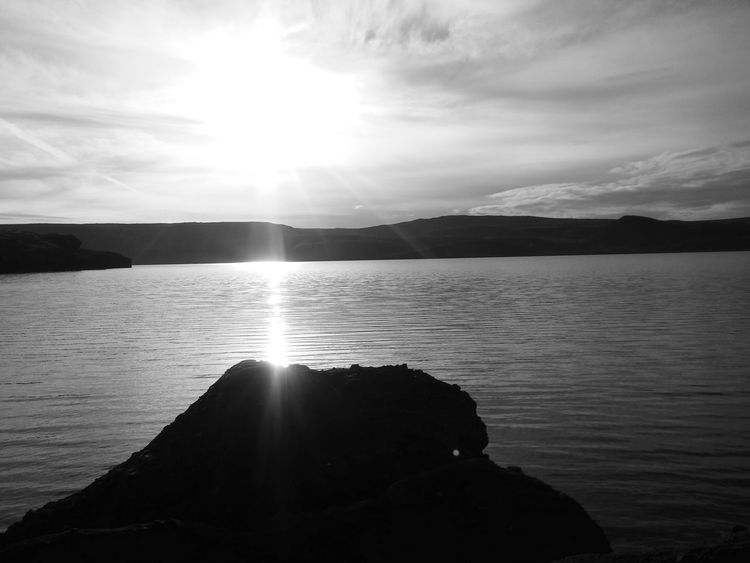 Nostalgia Beautiful Surroundings Beauty In Nature Best EyeEm Shot Bestoftheday Blackandwhite Day Iceland Iceland_collection Lake Lakes  Memories Mountain Nature No People No Words Needed Nostalgia Outdoors Reflection Scenics Silence Sky Sun Tranquil Scene Tranquility Water