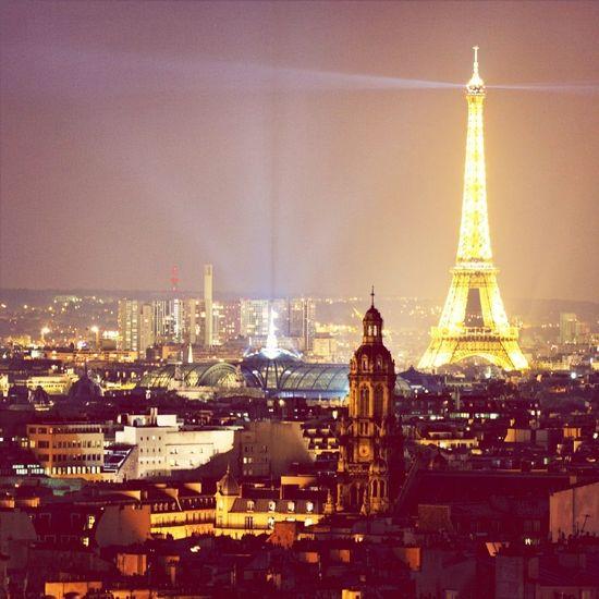 that't why i love PARIS.