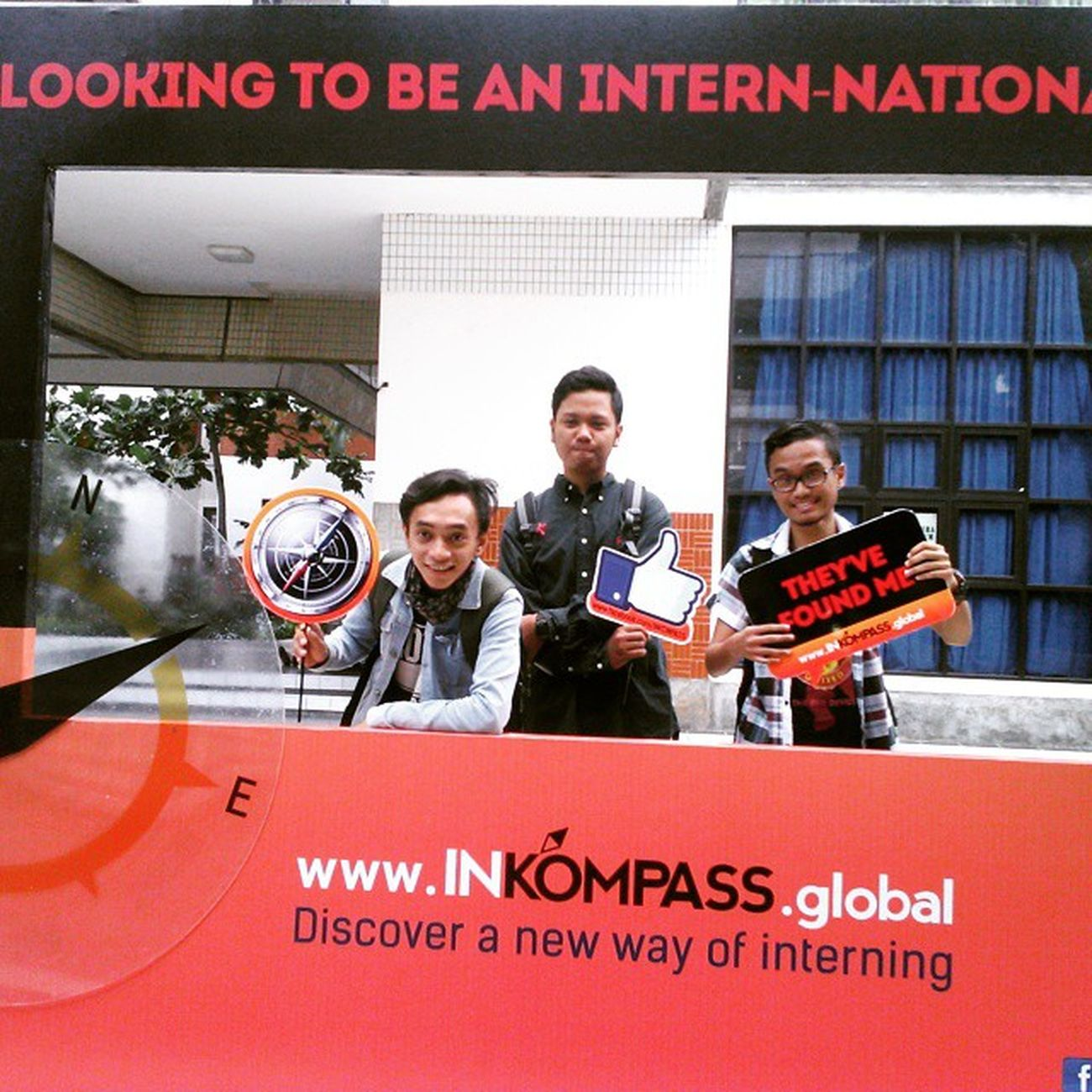 Inkompass INDONESIA Groufiecontest