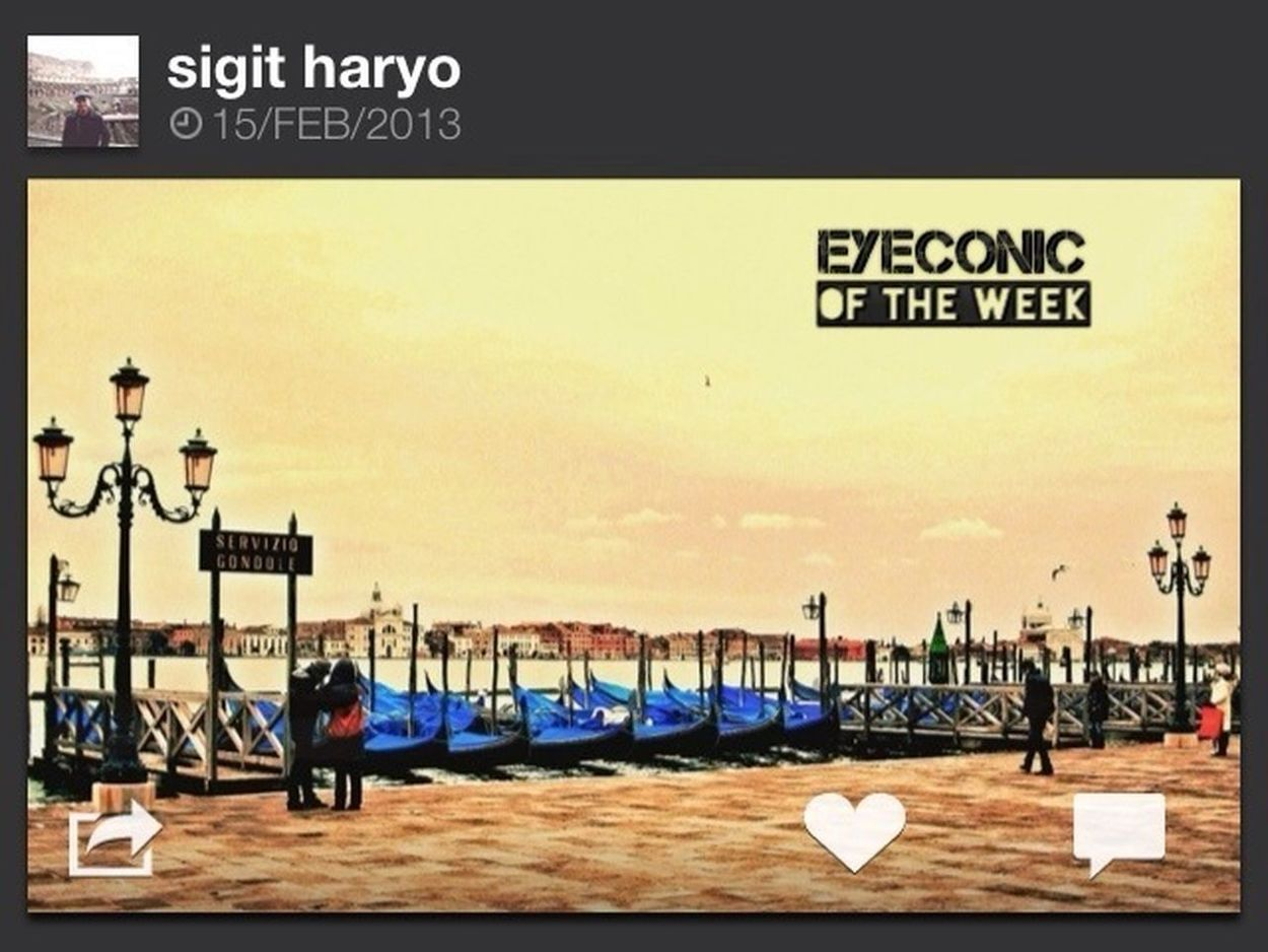 Eyeconic Of The Week