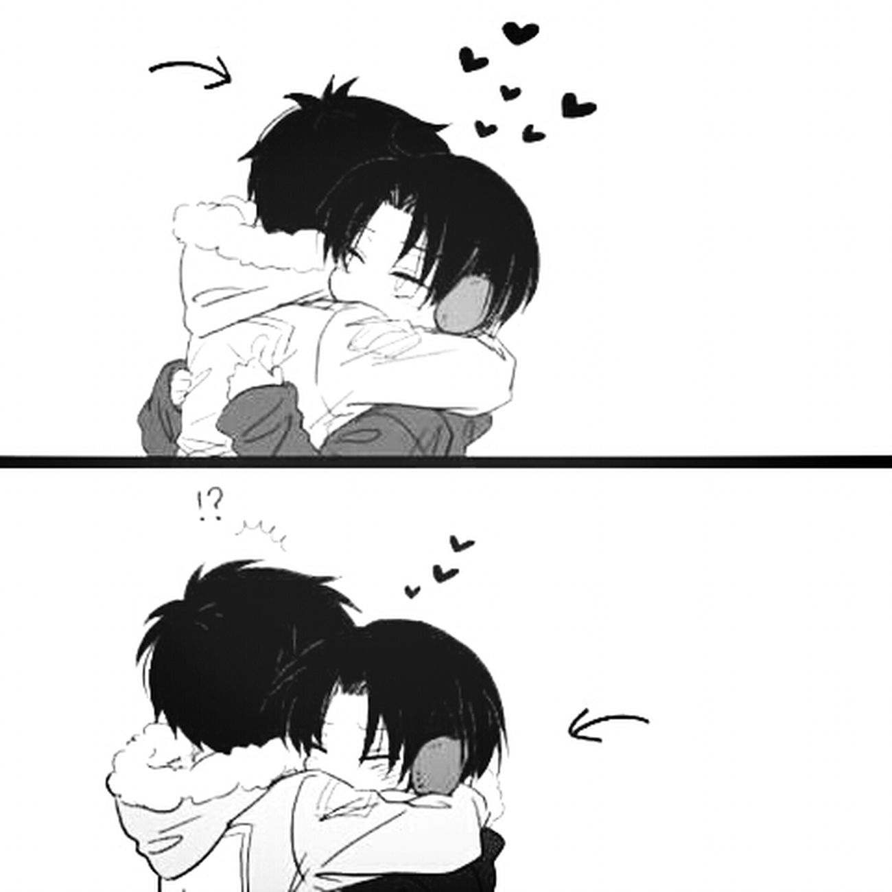 »I love you so much , my Levi!« -»I love you so much more , my Eren!« Snk Aot Anime Attack On Titan