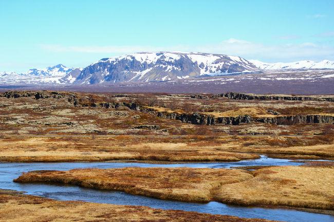 Iceland Iceland Trip þingvellir Travel Photography Travel Destinations Tranquil Scene Tourism Thingvellir National Park Stream Silent Peaceful Non-urban Scene Landscape Idyllic Countryside Scenics