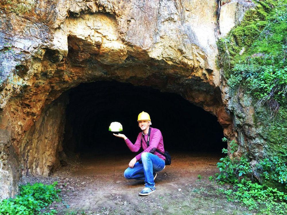 Explorando... lugares ocultos y con magia en la campiña sur. Extremadura Cuevas Minas MinaLaJayona Naturaleza