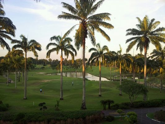 at Tanjung Puteri Golf Resort by beareye