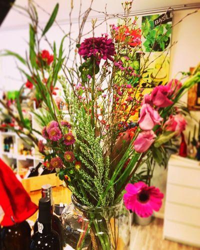 Flower Bouquet Flower Freshness Bouquet Interior