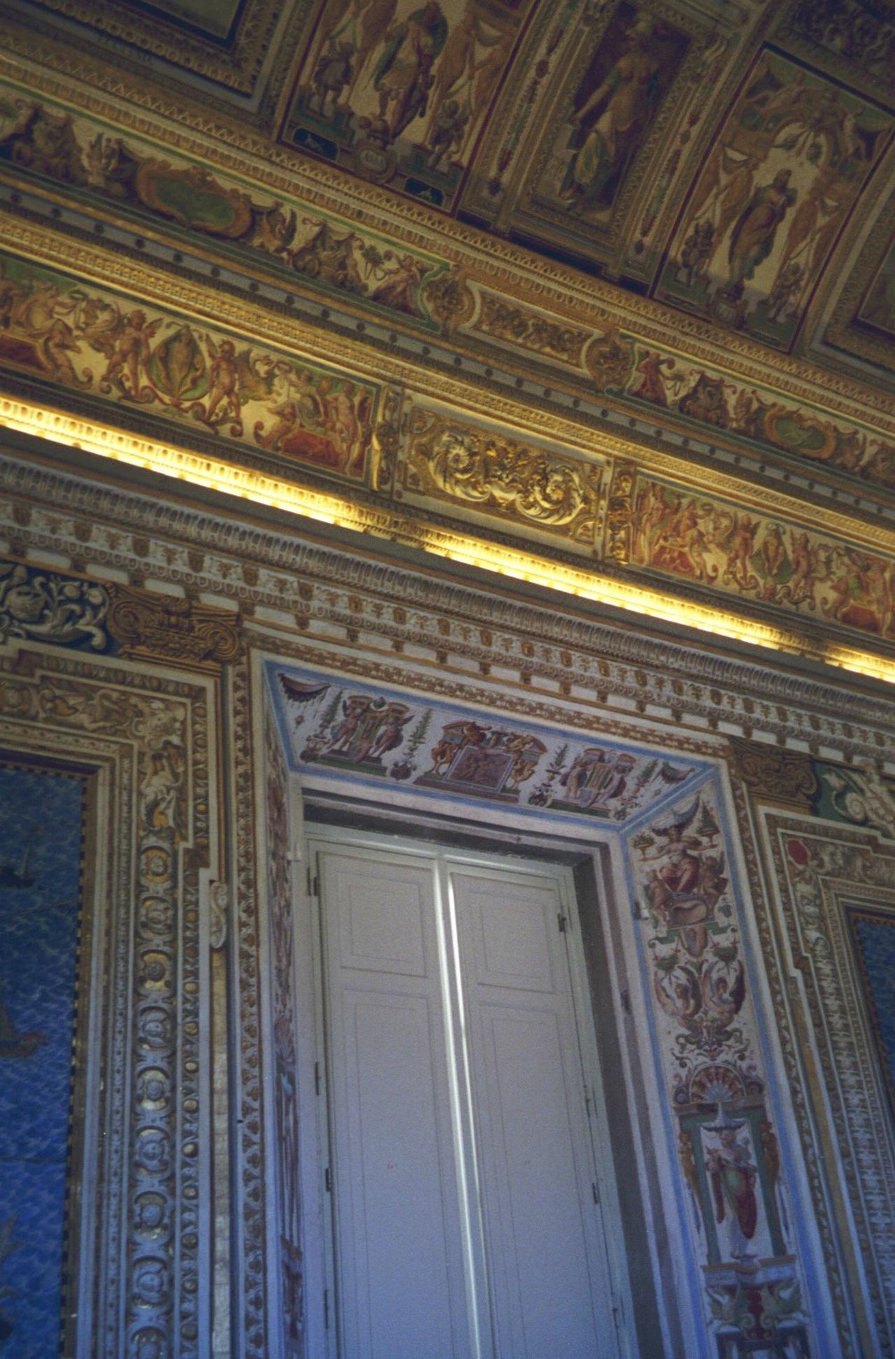 18th Century 35mm Film Analog Analogue Photography Architecture Built Structure Classic Day Door Doors Embellishments Gold Indoors  Interior Design Italy No People Rococo Rome Royal Vatican
