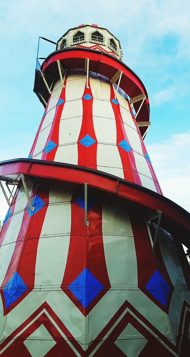 Taken at southend :) HELTERSKELTER Ride Slide Pier Southend On Sea Check This Out