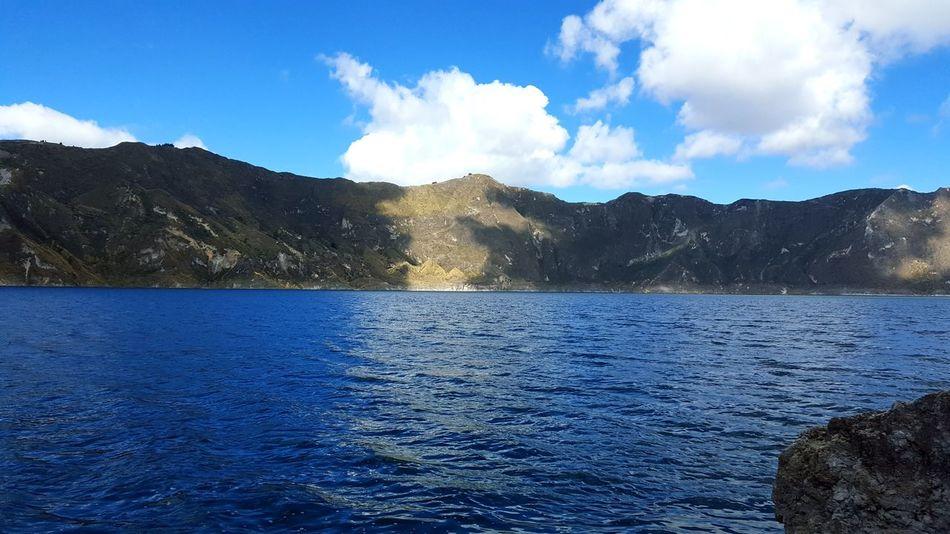 All You Need Is Ecuador Laguna Quilotoa