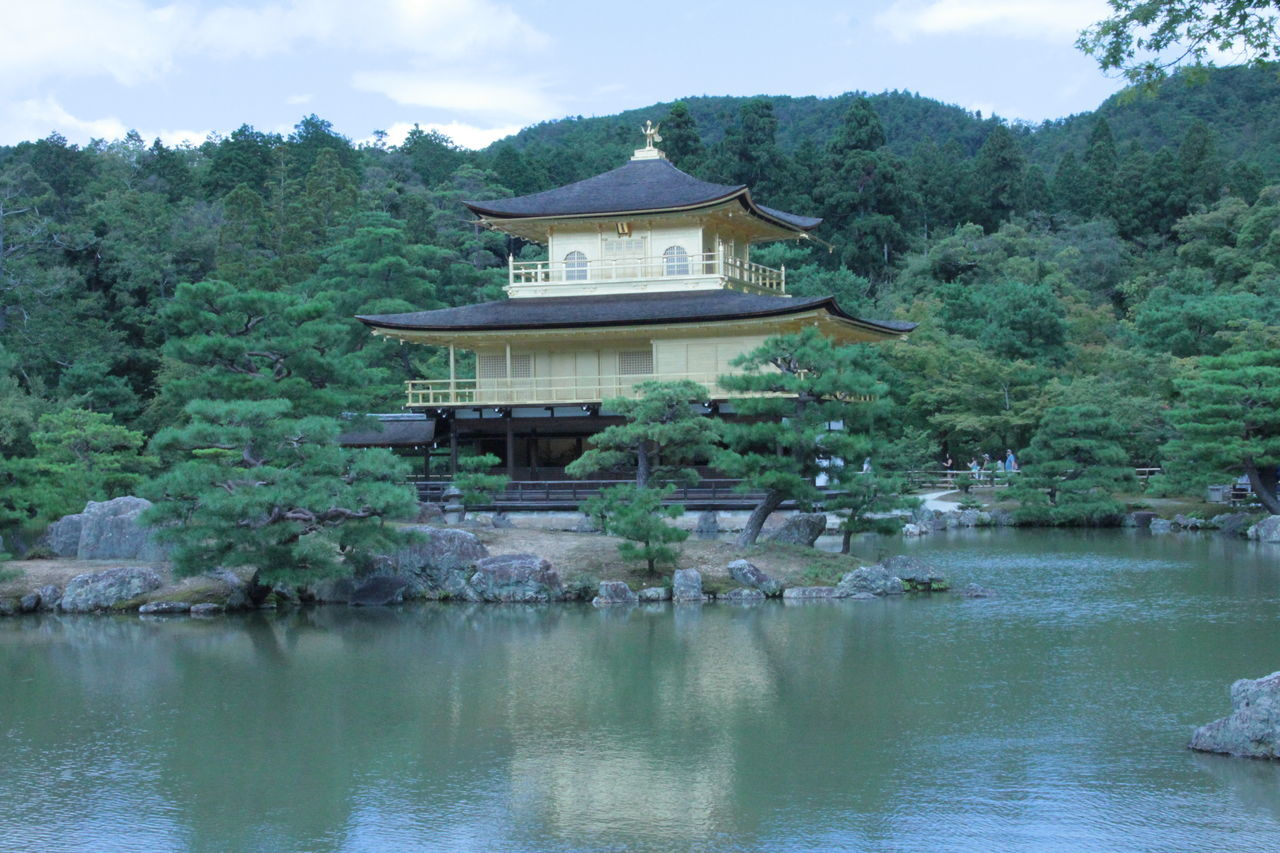 Golden Temple Golden Temple Japan Lake Nature Nophotoshop Pond Temple Tourism Traveling Trip Vacation Water