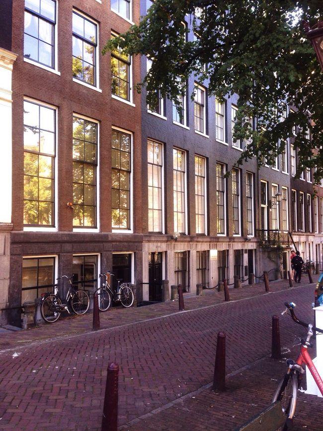 Amsterdam Keizersgracht Architecture Canals 🌵