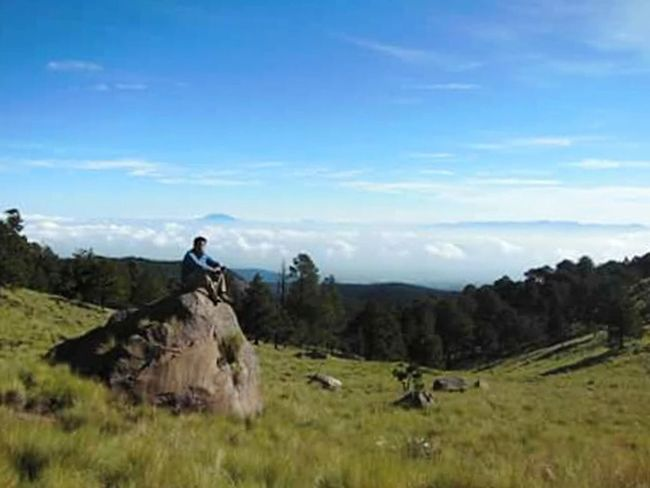 Landscape Clouds And Sky Landscapes Traveling Autoretrato
