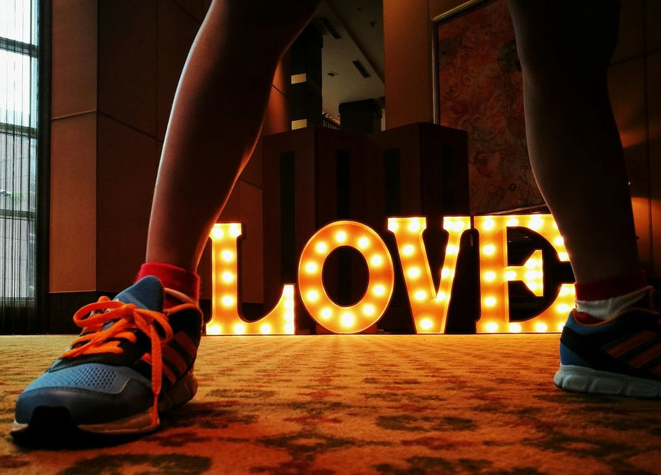 People Human Body Part Human Leg Love ♥ Love Love Sign The Week Of Eyeem Love In The Air My Point Of View