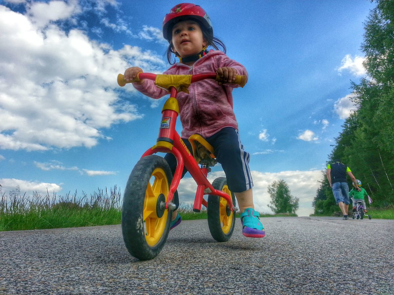Beautiful stock photos of game, Adventure, Bike, Child, Childhood