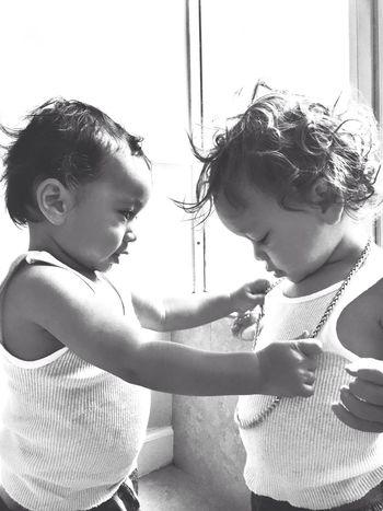 Twins Nephews Baby