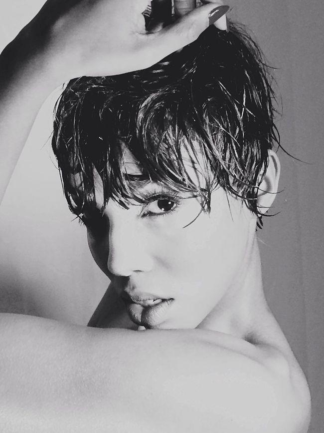 Reflect #hair BTS Shoot@anthonykinard First Eyeem Photo
