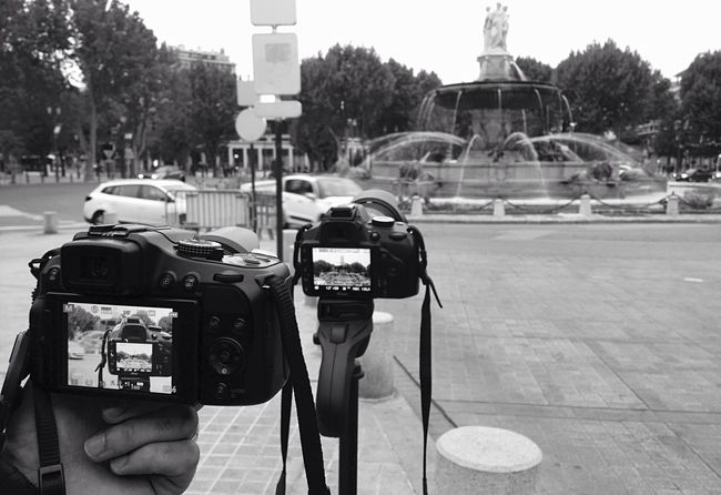 Behind the scenes. My Smartphone Life