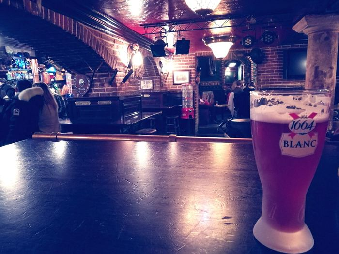 Kriek KriekCerise Bar - Drink Establishment Indoors  Beer Chery Juste Une Drink Likewater The EyeEm Collection