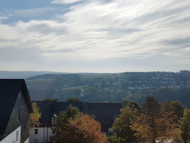 Sauerland Winterberg Himmel