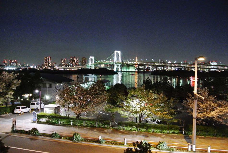 東京都 江東区 お台場 お台場海浜公園 Japan Tokyo Koutouku Odaiba Odaiba Kaihin Park Night