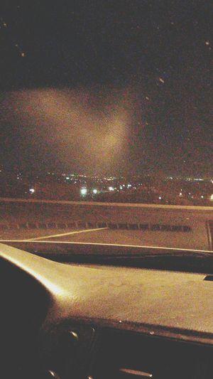 Night time in vallejo