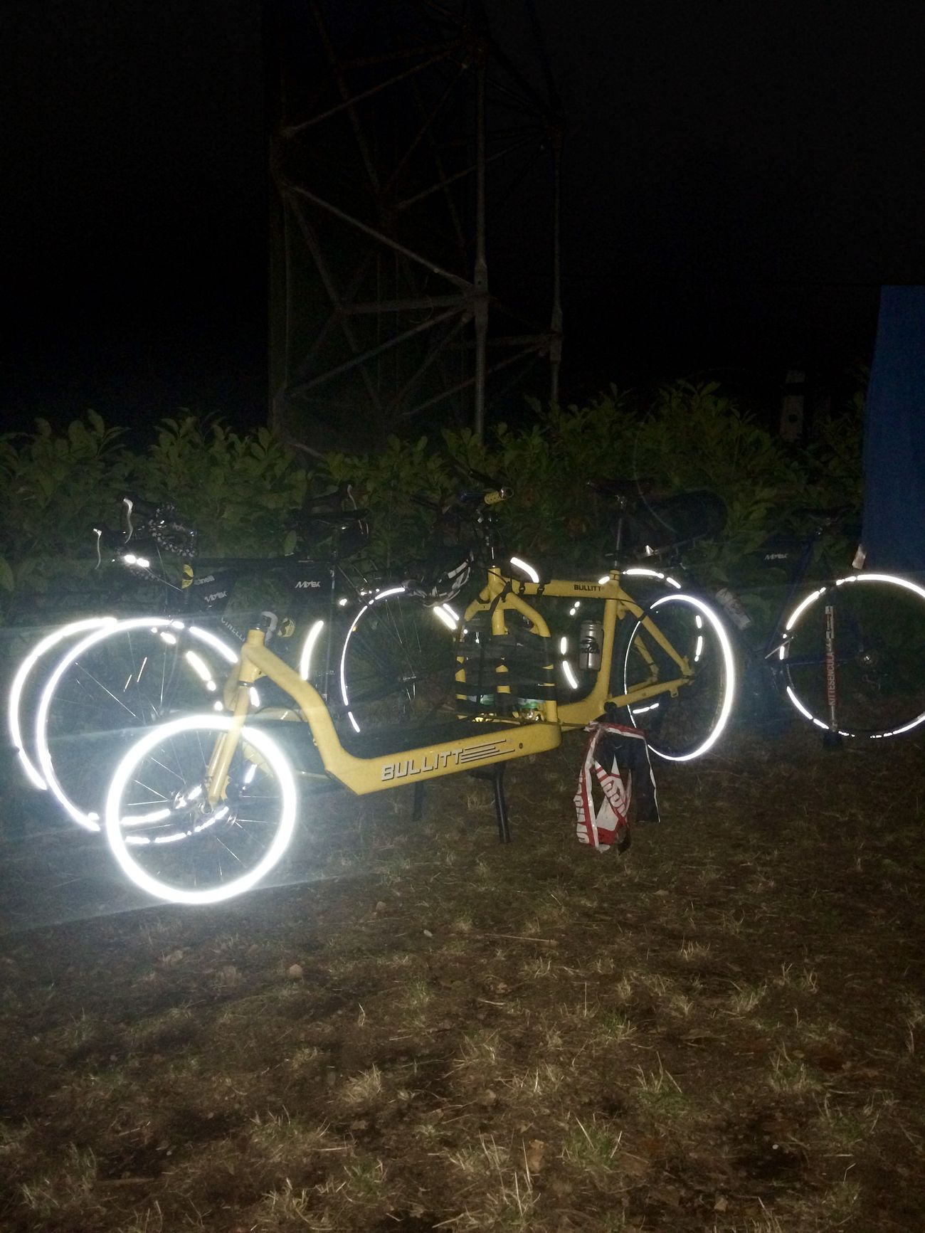 Night Wiew Bullitt Larryvsharry Cinelli Gazzetta Racing