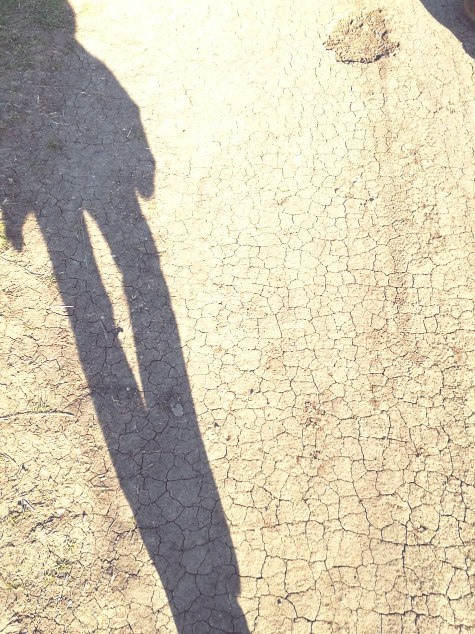Dead man walking Sunlight Real People Shadow One Person Day Outdoors Walking Around Sand Close-up Low Section People