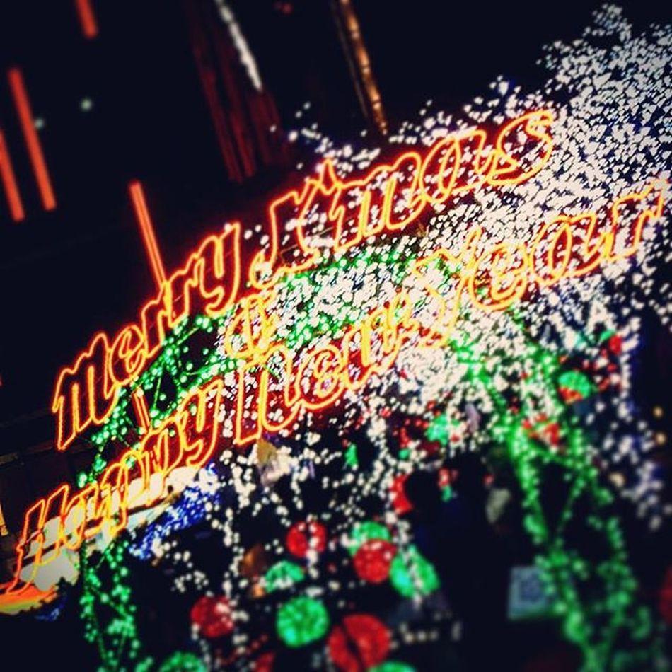 收工。 Daily Meryxmas Merychristmas LED