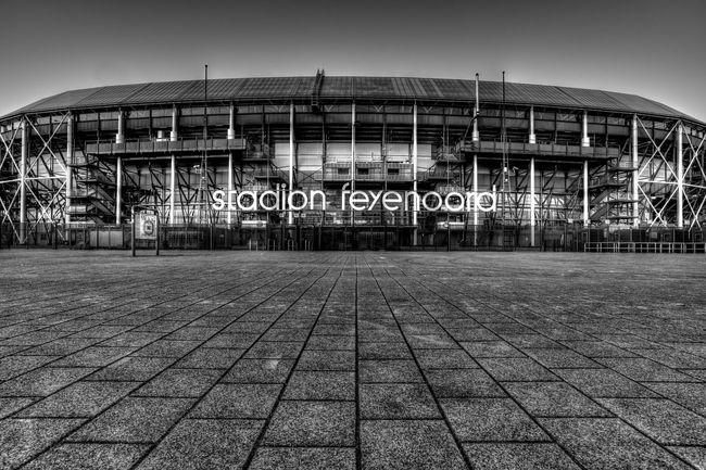 Architecture Circle Cityscapes Feyenoord Feyenoord Rotterdam Football Netherlands Rotterdam So Stadium Traveling Urban