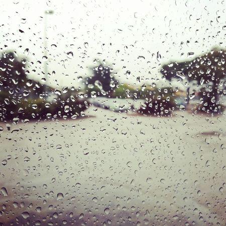 Rain Autumn Work First Eyeem Photo